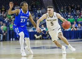 Notre Dame Basketball Depth Chart Noie Time For Notre Dame Mens Basketball Team To Find