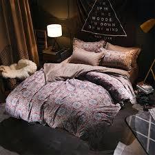 vintage style bedding vintage style bedding set mandala print bed linen twin full queen king size