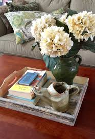 Coffee Table Tray Decor Cozy Winter Decor Home Plate Easy Seasonal Recipes