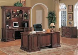 traditional office decor. Ebay Home Office Furniture Traditional Executive Decor Desk Cherry Solid Designs A