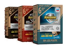 Havoline Chevron Lubricants Us