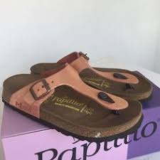 brand new birkenstock by papillo sandals new in box birkenstock shoes sandals birkenstock fashion jewelry