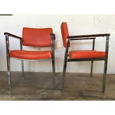 mid century office furniture. 1960s vintage haskell midcentury modern office chairs a pair image 2 of mid century furniture