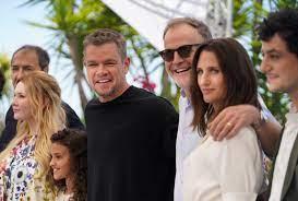 Matt Damon Talks 'Stillwater' & An ...