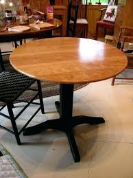 36 pedestal table round pedestal tables 36 inch round pedestal table with leaf