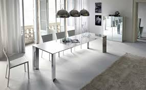white modern dining room sets. Modern Small Dining Room Sets Ikea With Glass Table Inexpensive Black And Silver Set White