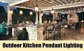 outdoor kitchen lighting. Outdoor Kitchen Lighting For Lights Led Pendant Island Lightin .