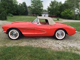 1957 Chevrolet Corvette for Sale on ClassicCars.com - 29 Available