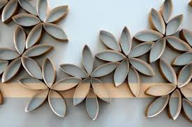 Wall Decoration Paper Design Inspiration Idea Diy Wall Decor Paper DIY Paper Towel Roll Wall Art 13