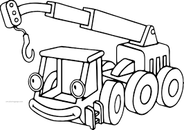 Small Picture Bob The Builder Lofty Coloring Page Wecoloringpage