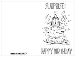 Happy Birthday Card Printable Template Online Birthday Card Template Online Greeting Cards To Print