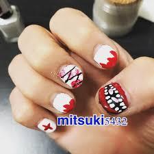 At Mitsuki5432 みっきー 彼氏さんにナースネイルをやって