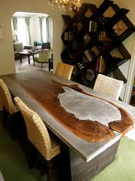 concrete and wood furniture. Exellent Concrete These Tables Offer You More Than Just Best Function And Life Span But Also Aesthetic Value To Bargain The Combination Of Wood Is Furniture N