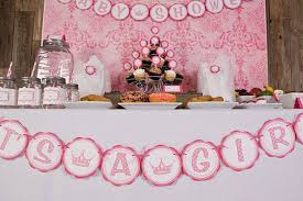 Baby Shower Decorations For A Girl Princess Princess Baby Shower Princess Theme Baby Shower Centerpieces