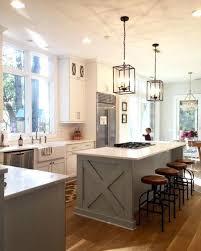 farmhouse lighting ideas. Seemly Farmhouse Lighting Ideas Kitchen Island Pendant Lights On In Modern . T