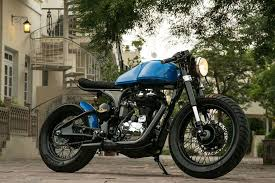 here s royal enfield standard 500