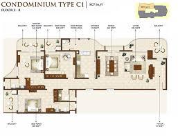 Wonderful Luxury Apartments In Calicut Floor Plans Riviera Grand Luxury 4 Bedroom  Luxury Apartment Floor Plans .