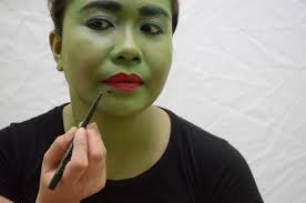 how to apply witch makeup via wikihow