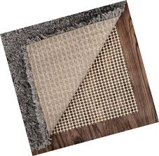 abahub anti slip rug pad 8 x 10 for under area rugs carpets runners