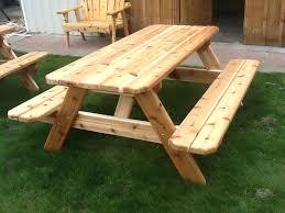 cedar picnic table picnic tables mikes cedar works for cedar picnic tables cedar wood picnic tables cedar picnic table