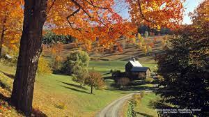Vermont Autumn Scenes Desktop ...