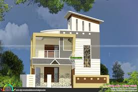 Small Picture Double Floor Small Home Kerala Home Design And Floor Plans Floor