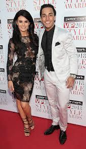 Jake Carter and Karen Byrne enjoy unusual date night in Dublin