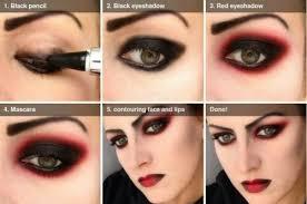 goth makeup tutorial mugeek vidalondon