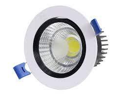 Đèn LED âm trần đơn COB 7W - TLC Lighting