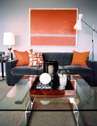 Orange Accessories For Bedroom Orange And Grey Bedroom