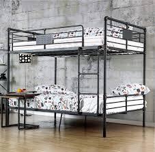 London Industrial FullFull Bunk Bed