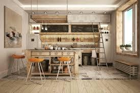 industrial kitchen furniture. Kitchen Industrial Wooden Flooring Style Kitchens That Will Make Furniture U