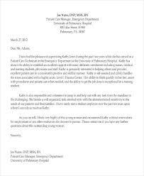 Professional Letter Of Recommendation Bravebtr