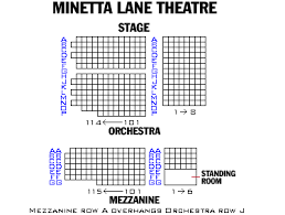 Victory Theater Seating Chart Broadway London And Off Broadway Seating Charts And Plans