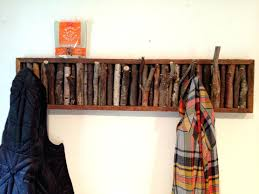 Crate And Barrel Wall Mounted Coat Rack Wall Mounted Coat Rack With Hangers Corner Rustic Black Wooden White 55