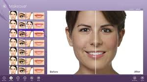software everimaging beautune free you makeup makeover editor ipad screenshot 2 perfect365 for windows 10 39