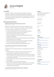 Sample Medical Receptionist Resumes Receptionist Resume Example Writing Guide 12 Samples