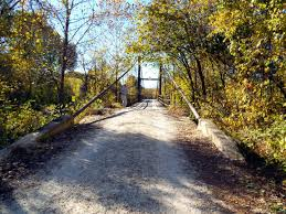 photo essay of the swinging bridges of brumley in lake of the lake of the ozarks trip 030