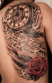 Tattoo On Pinterest Clock Tattoos Google Search And Clock