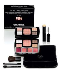 chanel travel make up palette travel makeup palette voyage makeup essentials with travel maa eyeshadow