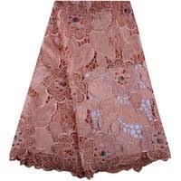 Guipure lace <b>Cord lace</b> fabric