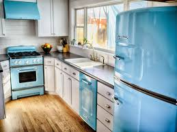 Retro Kitchen Appliance Turquoise Kitchen Appliances Cliff Kitchen
