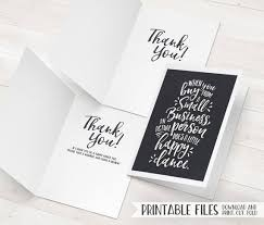 Company Thank You Cards Under Fontanacountryinn Com