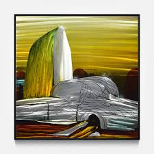 Get free shipping on qualified landscape wall art paintings or buy online pick up in store today in the home decor department. China Mountain Landscape 3d Metal Oil Painting Modern Interior Home Wall Art Decor Manufacture And Factory Handsome Home Decor