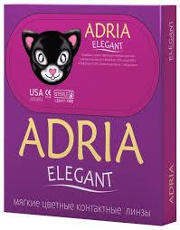 <b>ADRIA Elegant</b> (2 <b>линзы</b>) — купить по выгодной цене на Яндекс ...