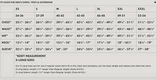 Filson Jacket Size Chart Filson Xlong Tin Jacket