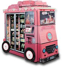 Benefits Of Vending Machines Mesmerizing Benefit Cosmetics ZoomSystems