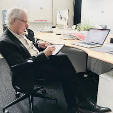 Worrell - Our founder, Bob Worrell, hard at work this...   Facebook