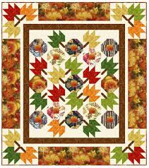 Quilt Inspiration: Free Pattern Day ! Autumn Leaves quilts &  Adamdwight.com