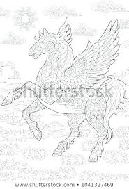 Coloring Pages Horse Colouring Book Free Printable Coloring Pages